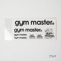 gymmaster(ジムマスター)GMST01gymmasterステッカー