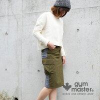 gymmaster(ジムマスター)G643344スウェットバックチェンジカーゴスカート