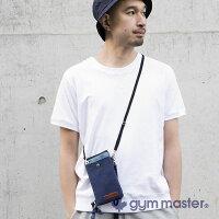 gymmaster(ジムマスター)G702310キャンバススマホポーチ