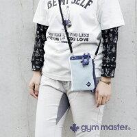 gymmaster(ジムマスター)G757309デニムスマホポーチ