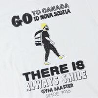gymmaster(ジムマスター)G799303GOTOCANADATee