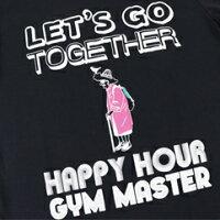 gymmaster(ジムマスター)G799383LET'SGOTOGETHERTee