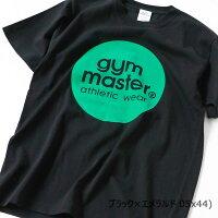 gymmaster(ジムマスター)G799301サークルロゴTee