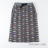 gymmaster(ジムマスター)G702322ビッグペイントスウェットスカート