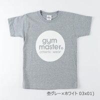 gymmaster(ジムマスター)G799301KKid'sサークルロゴTee