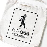 gymmaster(ジムマスター)G899395GOTOCANADA2WAYトートバッグ