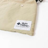 gymmaster(ジムマスター)G857320リバーシブルショルダーバッグ