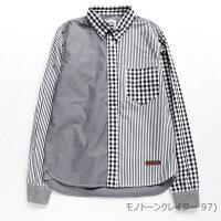 gymmaster(ジムマスター)G6433902WAYシャツ