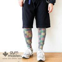 gymmaster(ジムマスター)G857319ハッピープリントレギンス