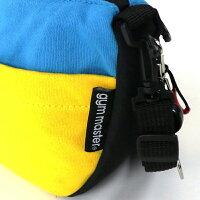 gymmaster(ジムマスター)G857365スウェットミニバナナショルダー