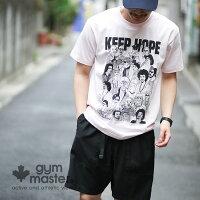 gymmaster(ジムマスター)G979314-PKEEPHOPETee