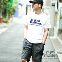 gymmaster(ジムマスター)G979302-PフクロウロゴTee