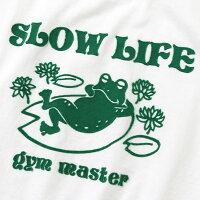 gymmaster(ジムマスター)G979308-PSLOWLIFETee