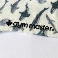gymmaster(ジムマスター)G957394ハッピーペイントアンクルソックス