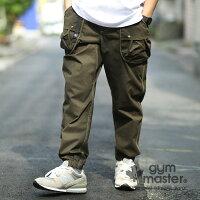 gymmaster(ジムマスター)G957373ドロップポケットパンツ