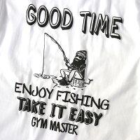 gymmaster(ジムマスター)G999332-PGOODTIMETee
