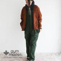 gymmaster(ジムマスター)G157652ストレッチピケオーバーオール