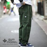gymmaster(ジムマスター)G157653ストレッチピケワークパンツ