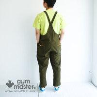 gymmaster(ジムマスター)公式ストレッチナイロンイージーオーバーオールメンズ|レディース|オーバーオール|着こなし|オールインワン|サロペット|ワーク|パンツ|春|大きいサイズ|クレイジー|コーデ|ナイロン|ストレッチ|G257683