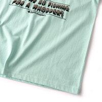 gymmaster(ジムマスター)公式釣りおじさんTEEtシャツ|半袖|メンズ|レディース|アウトドア|カラフル|綿100%|丸首|短袖|T恤|G279649