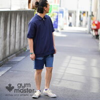 gymmaster(ジムマスター)公式ストレッチデニムクロップドパンツメンズ|レディース|ユニセックス|ジムマスター|デニム|パンツ|半端丈|ジョガーパンツ|g418683