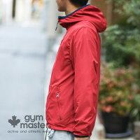 gymmaster(ジムマスター)G102694ハッピーペイントリバーシブルフードジャケット