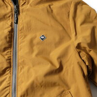 gymmaster(ジムマスター)公式スウェット×ナイロンフードJKT メンズ レディース スウェット ジャケット チロリアン ジップアップ リバーシブル G133632