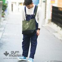 gymmaster(ジムマスター)G199691ハッピー刺繍2WAYトートバッグ