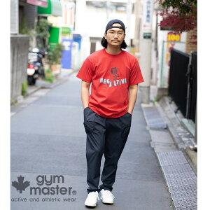 gymmaster(ジムマスター)公式ネガティブブレイクTEE|メンズ|レディース|ユニセックス|丸首|クルーネック|半袖|スカル|骸骨|空手|部屋着|T恤衫|G492690