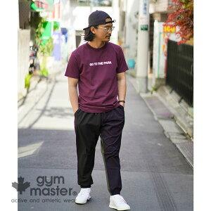 gymmaster(ジムマスター)公式GOTOTHEPARKTEE|半袖|メンズ|レディース|ユニセックス|T恤衫|G492692