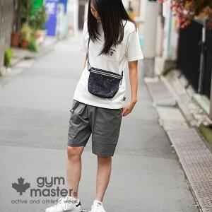 gymmaster(ジムマスター)公式ハッピーペイントミニショルダーバッグ|メンズ|レディース|ポシェット||カジュアル|かっこいい||かわいい|おしゃれ|ギフト|ブランド|斜め掛け|肩掛け|鞄|フェス|軽量|シンプル|覆面レスラー|総柄G433619