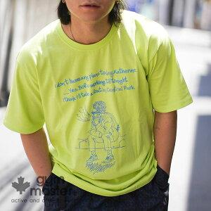gymmaster(ジムマスター)公式CALLINGTEE消臭|エコ|防臭加工|半袖|肌に優しい|tシャツ|メンズ|レディース|カジュアル|ストリート|綿100%|短袖|G433678