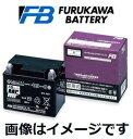 古河バッテリー ホンダ HONDA タクトベーシック96 AF30(93/4〜) 50cc FTR4A-BS
