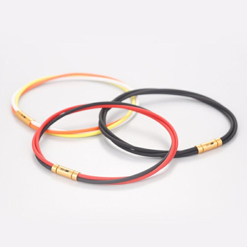 【全国送料無料】SEV ルーパー type 3G セブ Looper タイプ3G 4サイズ 42cm/44cm/46cm/48cm カラー9色xお好きな3色組み合わせ SEVネックレスタイプ
