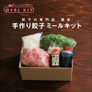 手作り餃子パーティーセット ミールキット 専門店の味がご家庭で簡単に! 九条ねぎと京都ぽーくの贅沢食材 食育 おうち時間 ぎょうざ