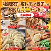 広島牡蠣・レモン・もち豚・広島菜が入ったご当地餃子セット【餃子】【ぎょうざ】【ギョーザ】【ギョウザ】【人気】【お取り寄せ】