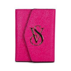 VICTORIA'S SECRET ヴィクトリアシークレット パスポートケース カードケース パスケース ピンク