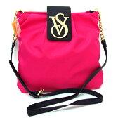 【送料無料】VICTORIA'S SECRET ヴィクトリアシークレット バッグ ショルダーバッグ ハンドバッグ ピンク