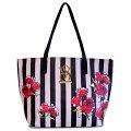 【送料無料】VICTORIA'SSECRETヴィクトリアシークレットバッグトートバッグ花柄バッグ大きめロゴフラワー