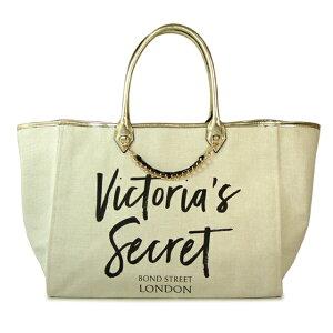 【送料無料】VICTORIA'S SECRET ヴィクトリアシークレット ビクシー トートバッグ 大きめ サブバッグ