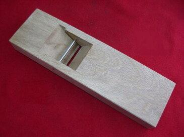 ■堀台(鉋台)カンナ かんな 鉋 白樫普通口寸六(64ミリ)柾目 職人の手作り 掘台