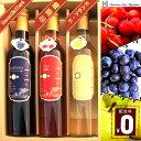 【ギフト】Ruby&Jade&Amethyst 山形県産 100% 本格果実酒 フルーツワイン 50...