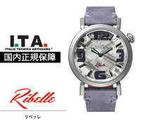 【ITA新作】送料無料Ref.22.00.01I.T.A.Ribelleアイティーエーリベッレ2016年4月発売輸入元:一新時計