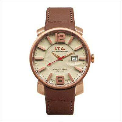 【新発売】 I.T.A. MAESTRO マエストロRef.16.00.04ITA イタリア 時計 【送料無料】
