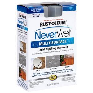 アンビリバボーで紹介ネバーウエット NEVER WETケタ外れの撥水効果。最強の撥水スプレー