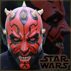 スター・ウォーズ STAR WARS 正規ライセンス商品 映画 コスプレ 仮装なりきりマスク ダー...