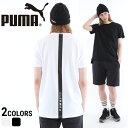 プーマ Tシャツ PUMA エボ コア クルーネック 半袖メンズ カジュアル 男性 メンズファッション トップス クルーネック ティーシャツ 573778