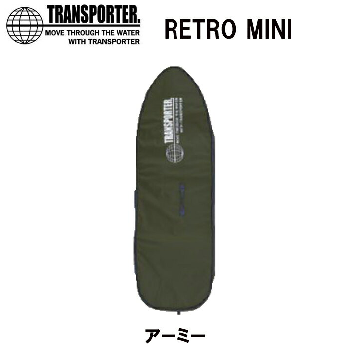 TRANSPORTER(トランスポーター)『RETROMINICASE』