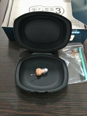 シーメンス・シグニアsiemens/signia取り扱いドイツ製耳穴型補聴器デジミミ3(片耳/左耳用)