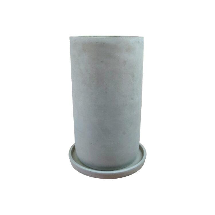 植木鉢 おしゃれ コンクリートポット CC001-160 5号(16cm) / 陶器鉢 セメント